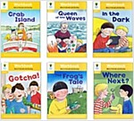 Oxford Reading Tree Workbook : Stage 5 More A Decode and Develop (Workbook6권 + 스티커 7장)