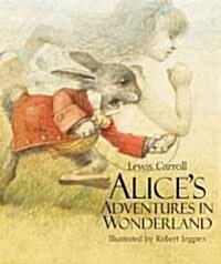 Alices Adventures in Wonderland (Hardcover)