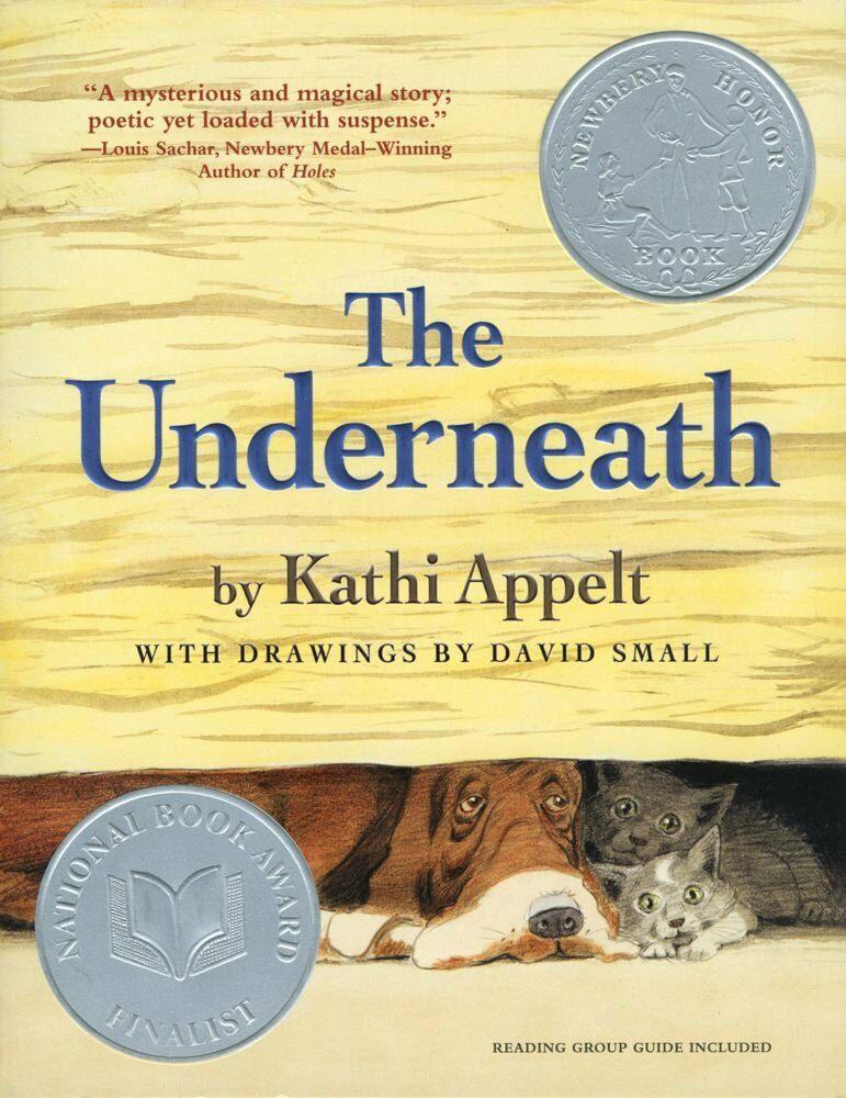 [중고] The Underneath (Paperback)