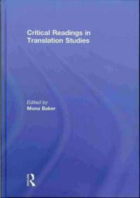 Critical readings in translation studies