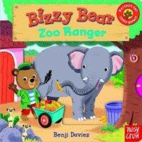 Bizzy Bear: Zoo Ranger (Board Book)