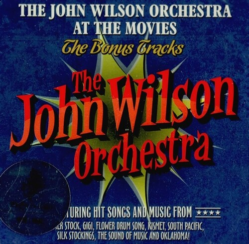 [수입] 존 윌슨 오케스트라의 영화음악 작품집