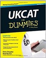 Ukcat for Dummies (Paperback, 2, Revised)