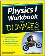 Physics I Workbook For Dummies (Paperback)