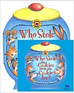 노부영 Who Stole the Cookies from the Cookie Jar? (원서 & 노부영 부록CD) (Boardbook + CD)