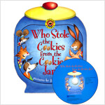 노부영 Who Stole the Cookies from the Cookie Jar? (Boardbook + CD)