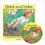 노부영 세이펜 Quick as a Cricket (Paperback + CD)