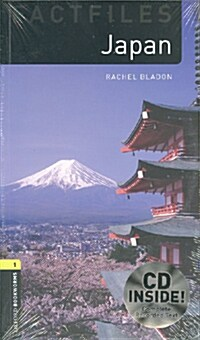 Oxford Bookworms Library Factfiles: Level 1:: Japan audio CD pack (Package)