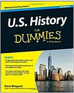 U.S. History for Dummies (Paperback, 3, Revised)
