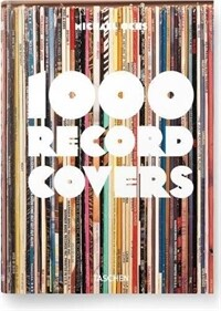 1000 Record Covers (Hardcover)