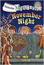 Calendar Mysteries #11: November Night (Paperback)