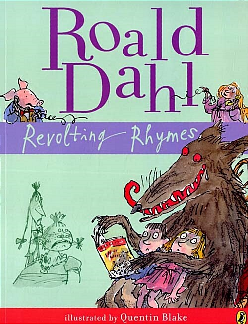 Revolting Rhymes (Paperback)