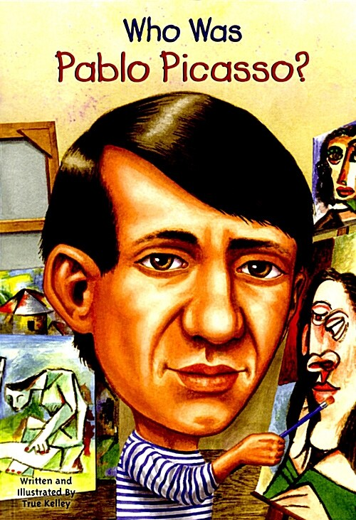 Who Was Pablo Picasso? (Paperback)