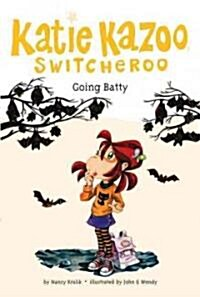 [중고] Going Batty (Paperback)