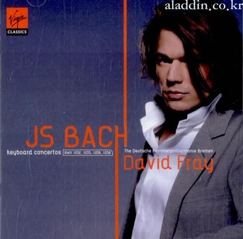 [수입] 바흐 : 피아노 협주곡집 BWV 1052, 1055, 1056, 1058
