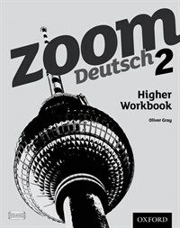 Zoom Deutsch 2 Higher Workbook (Package)