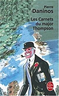 Les Carnets Du Major Thompson (Paperback)