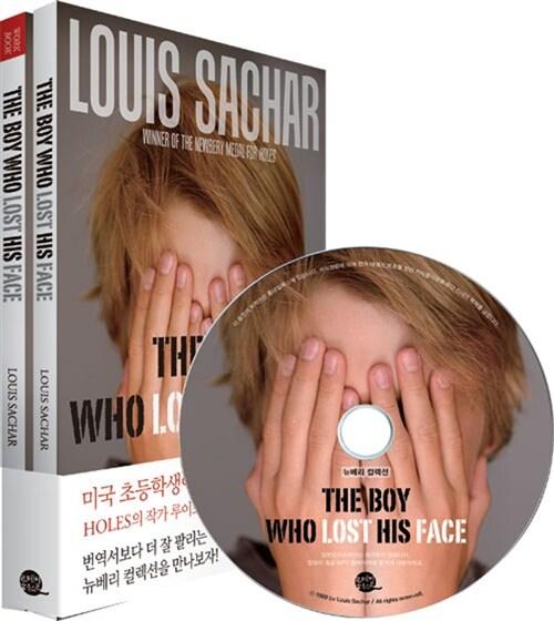 The Boy Who Lost His Face 얼굴을 잃어버린 소년 (영어원서 + 워크북 + MP3 CD 1장)