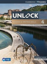 Unlock Level 4 Reading and Writing Skills Student's Book and Online Workbook (Package)