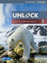 Unlock Level 3 Reading and Writing Skills Student's Book and Online Workbook (Package)