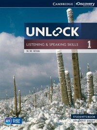 Unlock Level 1 Listening and Speaking Skills Student's Book and Online Workbook (Package)