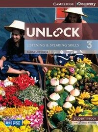 Unlock Level 3 Listening and Speaking Skills Student's Book and Online Workbook (Package)