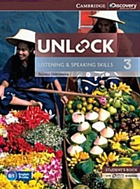 Unlock Level 3 Listening and Speaking Skills Students Book and Online Workbook (Package)