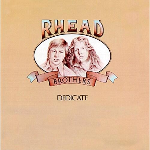 Rhead Brothers - Dedicate [Remastered]
