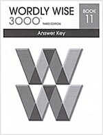 Wordly Wise 3000: Book 11 (Answer Key, 3rd Edition)
