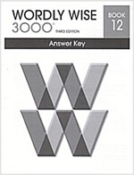 Wordly Wise 3000: Book 12 (Answer Key, 3rd Edition)