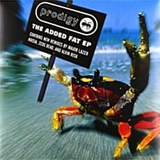 [수입] Prodigy - The Added Fat EP [12 LP]