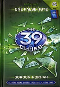The 39 Clues #2 : One False Note (Hardcover)