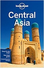Lonely Planet Central Asia (Paperback)