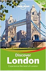 Lonely Planet Discover London (Paperback)
