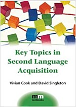 Key Topics in Second Language Acquisition (Paperback)