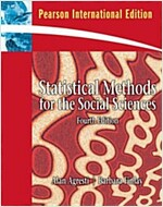 Statistical Methods for the Social Sciences (Paperback, 4th International Edition)