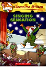 Geronimo Stilton #39: Singing Sensation (Paperback)