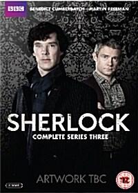 BBC 셜록 : 시즌3 (2disc)