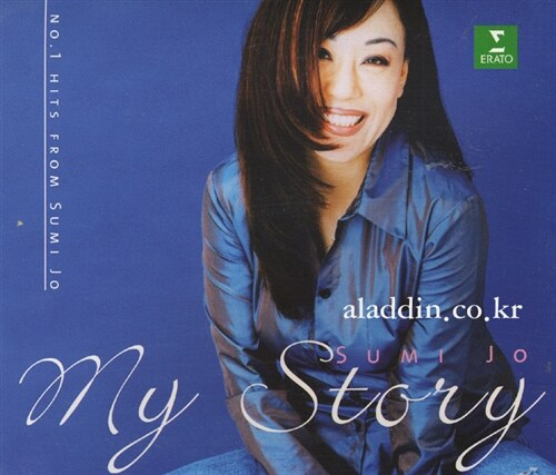 [중고] 조수미 - My Story