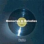 [중고] Memories & Melodies (Special Album)