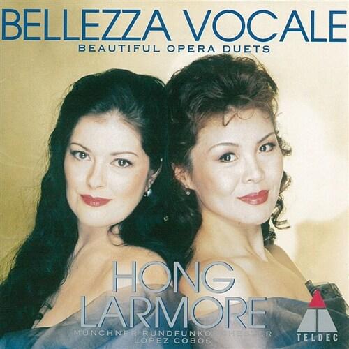 벨레차 보칼레: 홍혜경과 제니퍼 라모어의 아름다운 오페라 듀엣 [재발매]