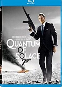 [블루레이] 007 퀀텀 오브 솔러스
