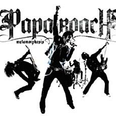 [중고] Papa Roach - Metamorphosis