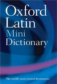 Oxford Latin Mini Dictionary (Paperback, 2 Revised edition)