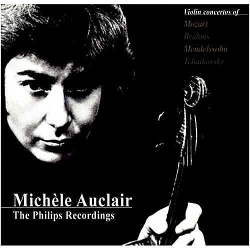 미셸 오클레르 - 필립스 협주곡 녹음 [3CD]