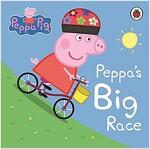 Peppa Pig: Peppa's Big Race (Board Book)