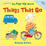 Things That Go (Novelty Book)