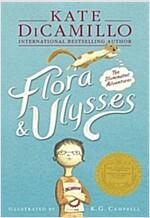 Flora & Ulysses : The Illuminated Adventures (Paperback)