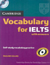 Cambridge Vocabulary for IELTS Book with Answers and Audio CD (Package)