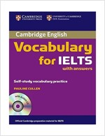 Cambridge Vocabulary for IELTS Book with Answers (Paperback + Audio CD)